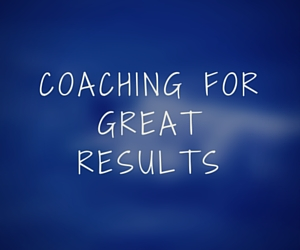Coaching for Great Results